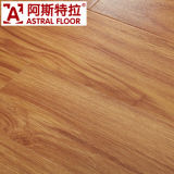 12m m Popular Colors AC3 AC4 Silk Surface (U-Groove) Laminate Flooring (AS1136)