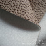 Tessuto legato del pelo di Microfiber della tessile della casa della pelle scamosciata per il sofà