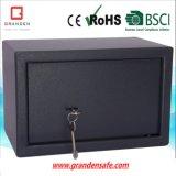 Mechanischer sicherer Kasten für Haus und Büro (G-20KY), fester Stahl