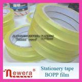 3 '' cintas de papel de los efectos de escritorio de la oficina de la base BOPP