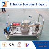 Laborkleine Membranen-Filterpresse