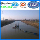 Kaixianfのディーゼルタイプ油圧カッターの吸引の浚渫船