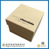 Vakje het van uitstekende kwaliteit van de Verpakking van het Document van de Chocolade (gJ-Box030)