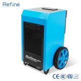 Restauración mojada de descongelación automática del aire de la inundación rápida de la instalación del deshumidificador