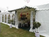 500 People Large Classic Decorated Wedding Tent