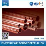 Material duro C17510 Tuberías de cobre con buena conductividad
