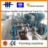 Baugerüst-Plattform-seitlicher Vorstand Rollformer Lieferungs-Fuss-Pedal-Rolle, die Maschine bildet