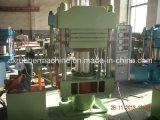 máquina de vulcanización de la placa de goma completamente automática 100t/máquina de vulcanización de la prensa de la placa/prensa caliente de goma