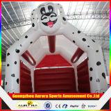 Château gonflable de cour de jeu d'intérieur de centre de jeux de gosses à vendre
