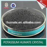 Uittreksel van Humate van het Kalium van 98% het Super van Leonardite/Bruinkool