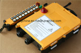 BridgeおよびOverhead CraneのためのIP 65の重義務Car Parking Barrier Remote Control F21-20s