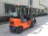 Grote Verkoop! De Goedgekeurde Vorkheftruck Gasoline/LPG van Ce \ ISO9001 met de Motor China van Nissan