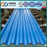 Qualität strich galvanisiertes Stahlblech mit ISO9001 vor