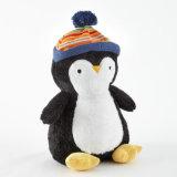高品質のカスタム柔らかい海生動物はプラシ天のペンギンのおもちゃを詰めた
