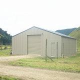 차고와 창고를 위한 조립식 금속 구조