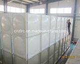 Tanque da embarcação de pressão de GRP FRP para o armazenamento da água