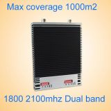 Signaal van de Telefoon van de Cel van de Repeater van de Telefoon van Lte van GSM/WCDMA/Lte 3G 4G het Mobiele Hulp 500 mw