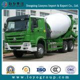 De Vrachtwagen van de Pomp van de Tank van de Concrete Mixer van Sinotruk HOWO 6X4 10m3