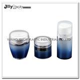 50ml de vierkant-gevormde Kosmetische Verpakking van de Room