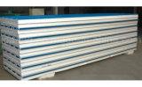 """Panneaux """"sandwich"""" en acier enduits de couleur d'ENV pour le panneau de toit/panneau de mur"""