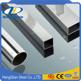 ASTM/AISI/JIS/En/SUS Ss inconsútil/tubo soldado (oval/rectangular/cuadrado/redondo)
