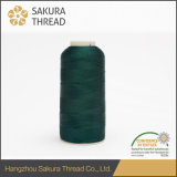 Oeko-Tex Sakura 100% viscosa Rayón 120d / 2 4000 Yard Thread