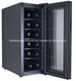 refrigerador Thermoelectric do vinho 12bottles, com aprovaçã0 de Ce/CB/RoHS