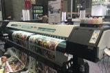 impresora de inyección de tinta de los 3.2m Sinocolor Sj-1260 con la pista de Epson Dx7