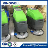 Impianto di lavaggio a pile del pavimento