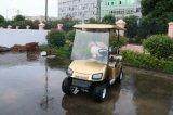 elektrische Auto-Cer-Bescheinigung des Golf-4seater