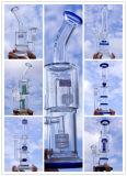 Fábrica de fumo de vidro por atacado da tubulação de água com logotipo Avilible