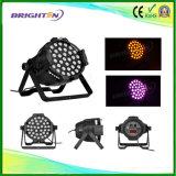 A PARIDADE barata do diodo emissor de luz do RGB 3 in-1 36*3 enlata luzes para interno