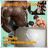 Steroide liquido di Bodybuilding della bottiglia della fiala dell'olio del ciclo di Primobolan dell'acetato di Methenolone