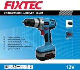 2 Ni CD 건전지를 가진 Fixtec 12V 10mm 코드가 없는 교련 또는 운전사 (FCD01201)