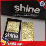 Walzen-Papier-Vor-Gerollte Kegelshine-Papiere des Gold24k
