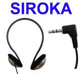 Cuffia stereo dinamica con controllo di volume