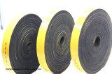 Sachet en plastique jaune de doublure empaquetant des achats en bloc de Lowes de bande de mousse d'EPDM