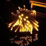 5m 50 светов света СИД батареи СИД Fairy для крытого/напольного украшения