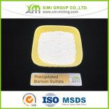 定義されたPartilceのサイズ0.7 Umバリウム硫酸塩は沈殿した