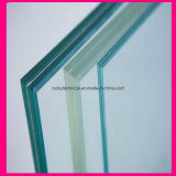 12.76mm Lamianted Glass für 38dB Sound Proofing Window