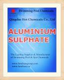 Sulfato de aluminio que no necesita planchado del grado industrial para los productos químicos del tratamiento de aguas (floculante)