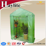 Use for Agricultural PE UV - 4 Galvanized Steel Pipe Frame Green House