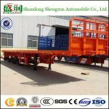 MassenFlatbed 20FT 40FT Container Shipping Cargo Trailer