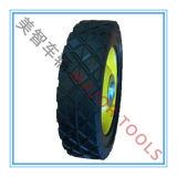 piccole rotelle della strumentazione dell'alto di caricamento 6X1.5 pneumatico di gomma solido di capienza