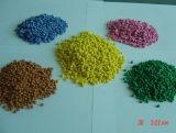 Gránulos del polipropileno