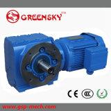 Gehren-schraubenartiges Bewegungsgetriebe-Übertragungs-Gang-Geschwindigkeits-Reduzierstück