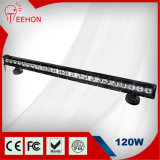Car와 Outdoor Lighting를 위한 120W 크리 말 LED Light Bar