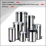 Poubelle en acier inoxydable de haute qualité / Poubelle / Poubelle / Poubelle (3L / 5L)