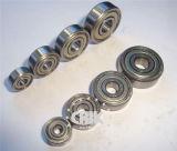 Roulements à billes profonds à grande vitesse de cannelure de bonne qualité d'acier de roulement d'acier au chrome