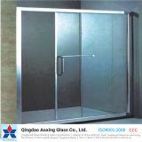 유리제 외벽 건물을%s 장 단단하게 하거나 부드럽게 한 안전 유리